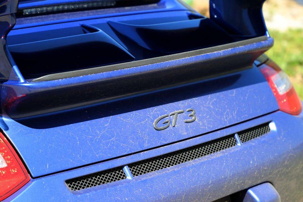 Dirty Porsche 997 GT3